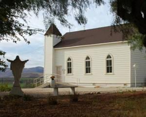 Chapel  San Ramon Founded 1875