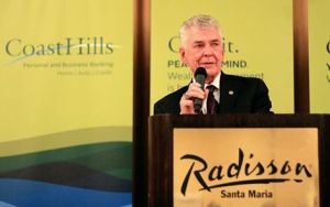 LSMV Alumni Hugh Rafferty ( LSMV Class 2010)  Chairman of the Coast Hills  Federal Credit Union Board of Directors